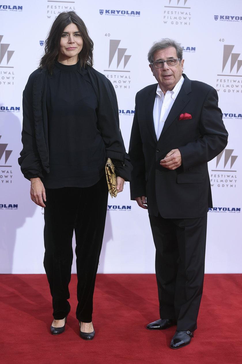 Małgorzata Szumowska, Janusz Gajos