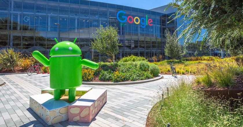 Google to w tej chwili ogromna firma, która i programistów, i speców od marketingu, i recepcjonistów