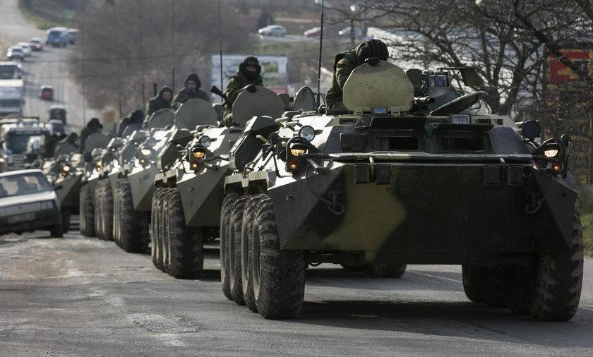 Rosja zajmie całą Ukrainę? Czarny scenariusz prezydenta