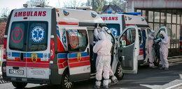 Dramatyczna sytuacja na Podlasiu. Brakuje respiratorów, oddział szpitala przepełniony