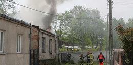 Dramatyczne sceny w Warszawie. Strażacy podejrzewali najgorsze