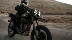 Pustynne Wilki na motocyklach Harley-Davidson 1200 Roadster w wersji off-road