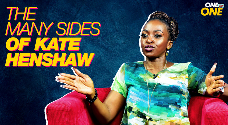 The many sides of Kate Henshaw