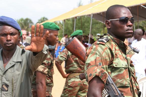 UBIJENO 11 POLICAJACA Napad na severu Burkine Faso