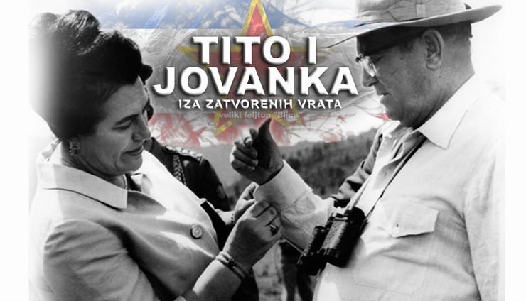 Tito i Jovanka