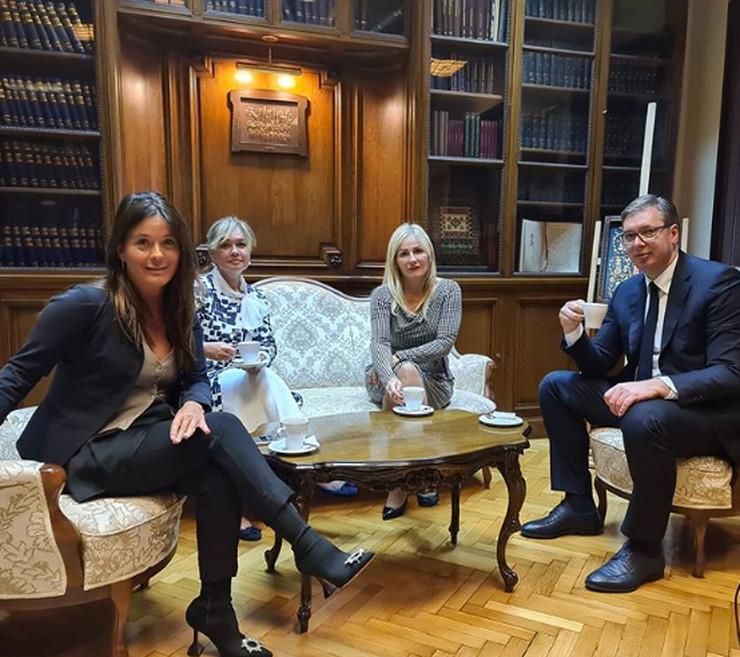 Sastanak Vučića