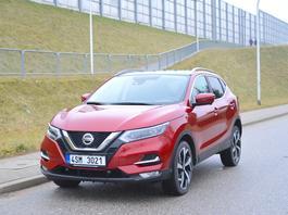 Nissan Qashqai 1.3 DIG-T – wszystko na miejscu | TEST
