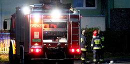 Dwie osoby spłonęły w Kielcach