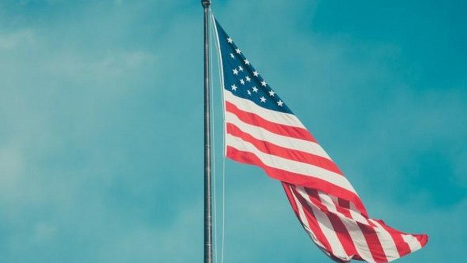 Flaga USA. Fot. Flickr
