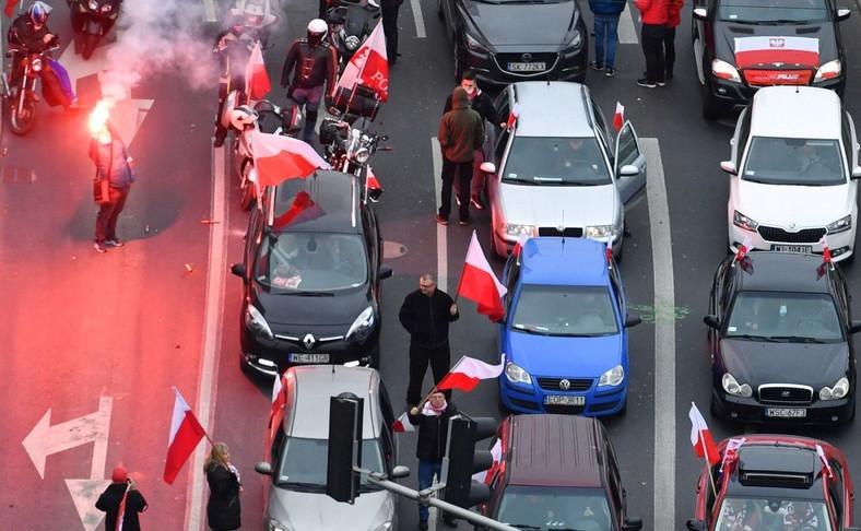 Zmotoryzowany Marsz Niepodległości