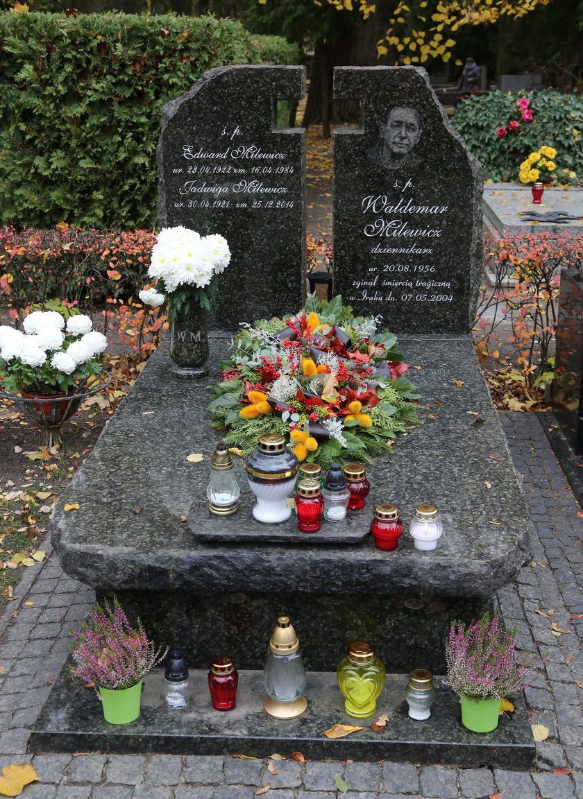 Groby znanych Polaków