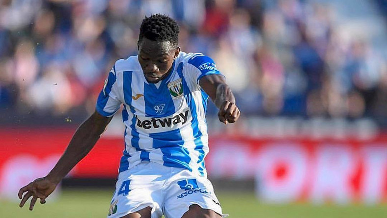 Kenneth Omeruo made La Liga's Team of the Week  (Instagram/Kenneth Omeruo)