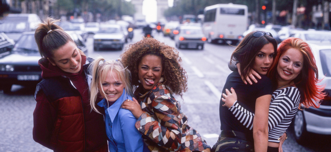 Spice Girls / Tim Roney / GettyImages