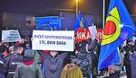 """PRETNJE ŠTRAJKAČIMA """"POŠTE"""" Radnici juče obustavili rad"""