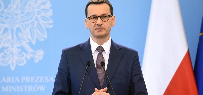 """Mateusz Morawiecki wiceprezesem PiS? """"Będzie taka kandydatura"""""""