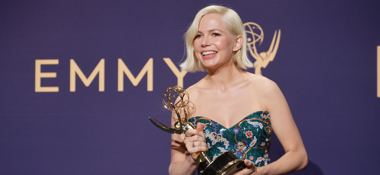 Michelle Williams Emmy 2019 / Matt Winkelmeyer / GettyImages