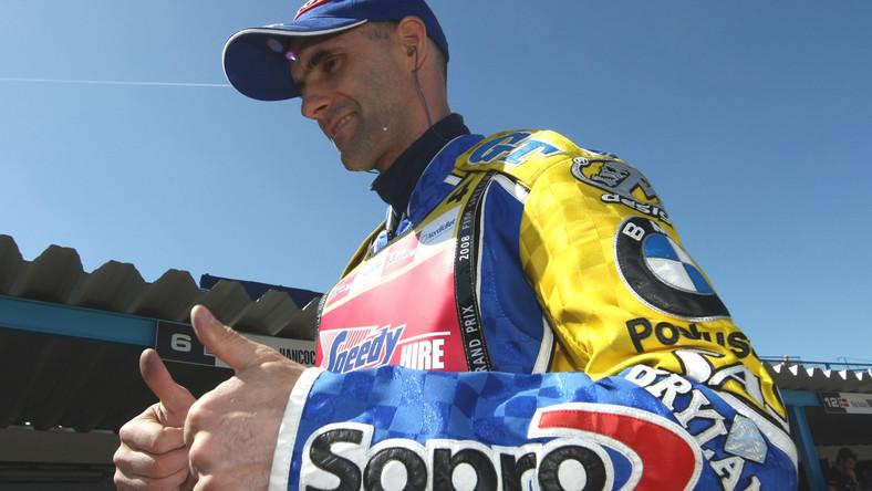 Tomasz Gollob jest wiceliderem klasyfikacji generalnej MŚ