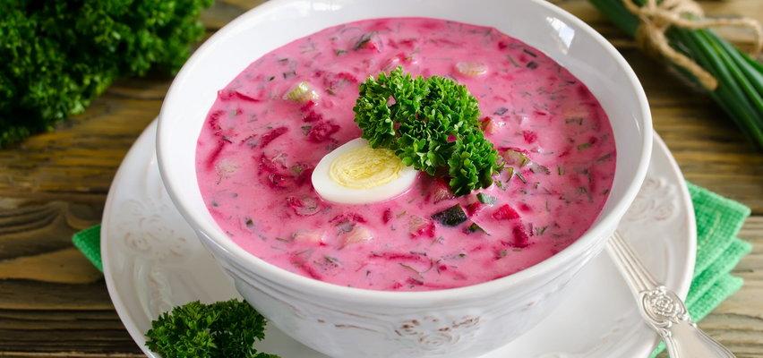 Chłodnik – idealna zupa na upały