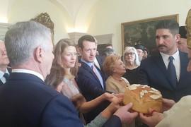PATRIJARH IRINEJ SLUŽI LITURGIJU Karađorđevići proslavili krsnu slavu