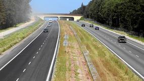 Odblokowana autostrada A4 w kierunku Katowic