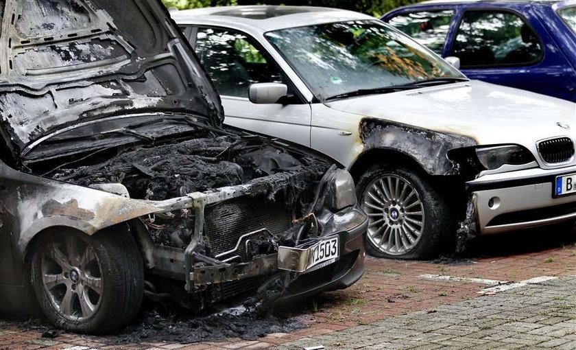 Palą auta bogaczy w Niemczech. Dlaczego?