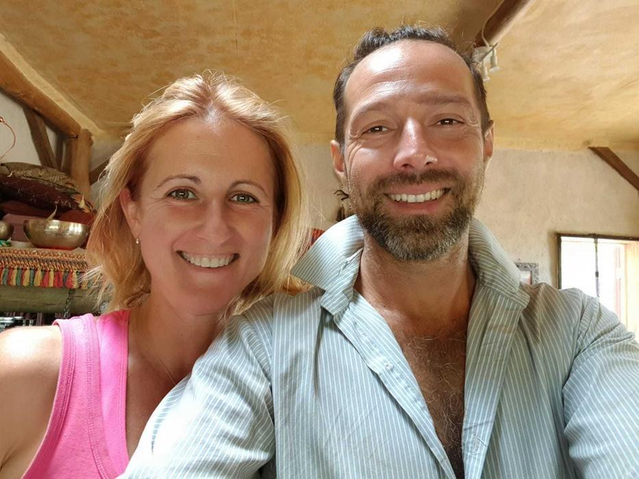 Melinda és olasz férje bízik a jövőben