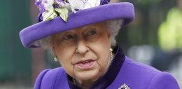 Spacer Elżbiety II omal nie skończył się tragicznie