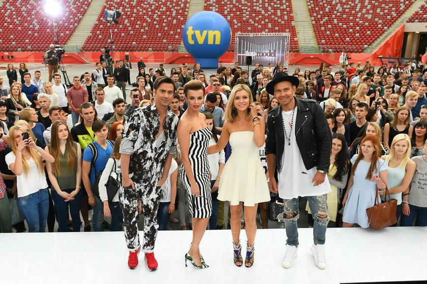 Joanna Krupa od wielu lat jest jedną z największych gwiazd TVN