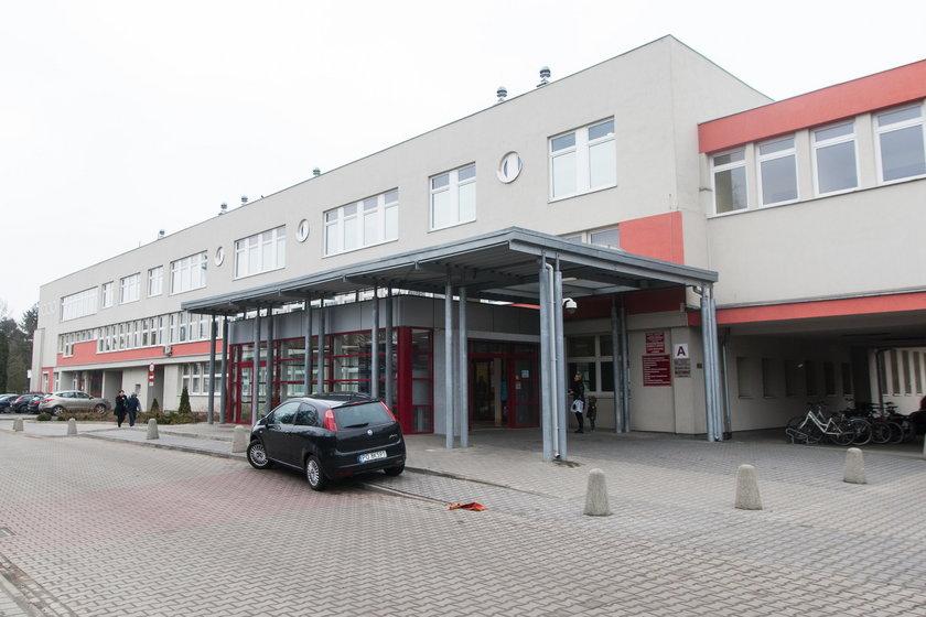 W szpitalu przy ul. Szpitalnej wprowadzono zakaz odwiedzin
