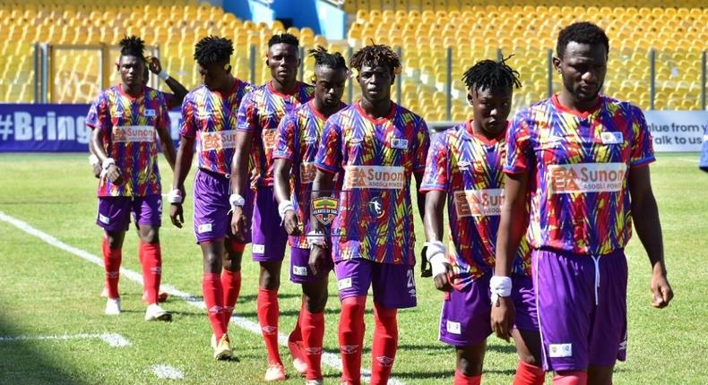 Ex-Presidential aspirant promises Hearts players GHc1000 each if they beat Wydad Casablanca