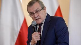 """Gliński odpowiada na list Wendersa. """"Sroka naruszyła przepisy prawa"""""""