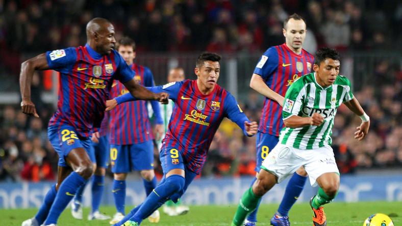 Barcelona - Betis