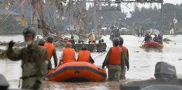 Wielka powódź w Japonii. Ponad 20 osób nie żyje, kilkanaście zaginionych