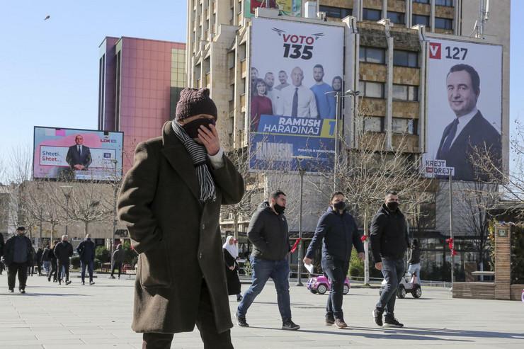 pristina kosovo centar 20210212 ap visar kryeziu pristina Di021839155 preview