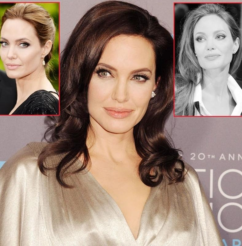 dd85f8688e87 Rengeteg díjat nyert az elmúlt két évtizedben, átesett súlyos műtéteken,  jótékonykodik és hat gyereket nevel Angelina Jolie. Miközben szépsége nem  fakult ...