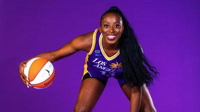 American-born basketball star Chiney Ogwumike speaks on what the Nigerian culture means to her and family