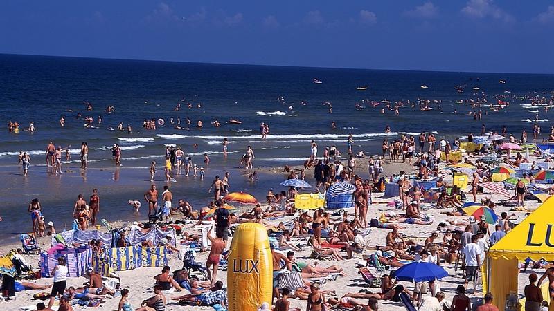 Najlepsze plaże Polski 2011