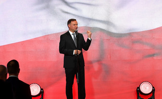 Ankieta konstytucyjna PiS. Prezydent Duda czy król Jarosław