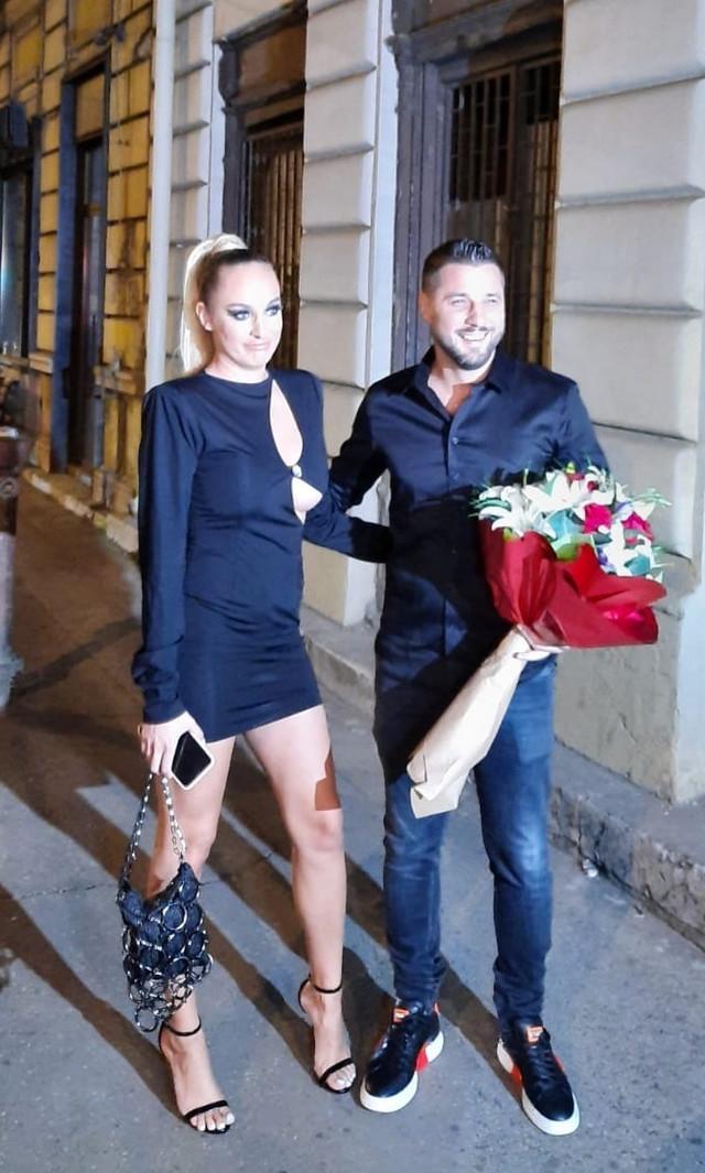 Luna Đogani i Marko Miljković
