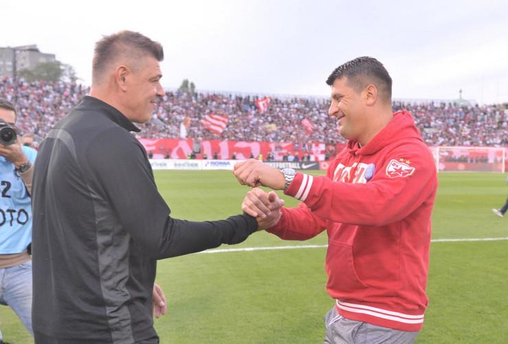 Savo Milošević i Vladan Milojević