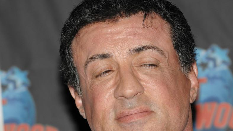 Stallone: Jestem za stary na dramaty