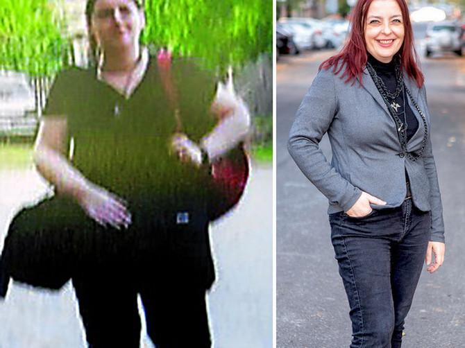 """""""Umalo me nije srce napustilo kad sam na vagi videla 98,8 kilograma"""": Sanja danas ima 20 manje i ovo je NJEN RECEPT"""
