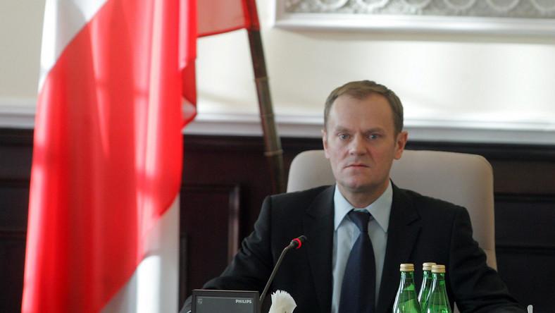 Premier ma wygłosić orędzie do narodu na sto dni rządu