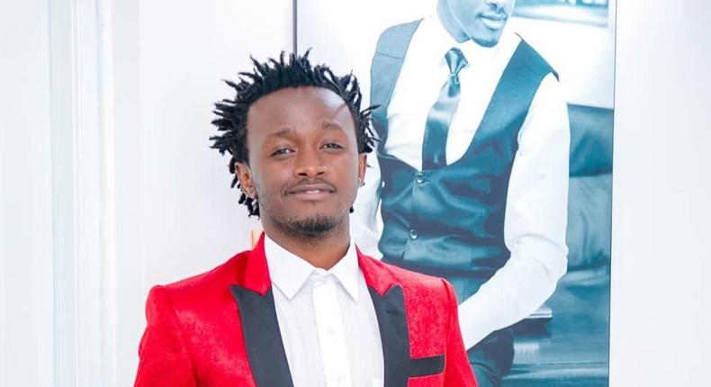 Singer Bahati reunites with brother after 13 years