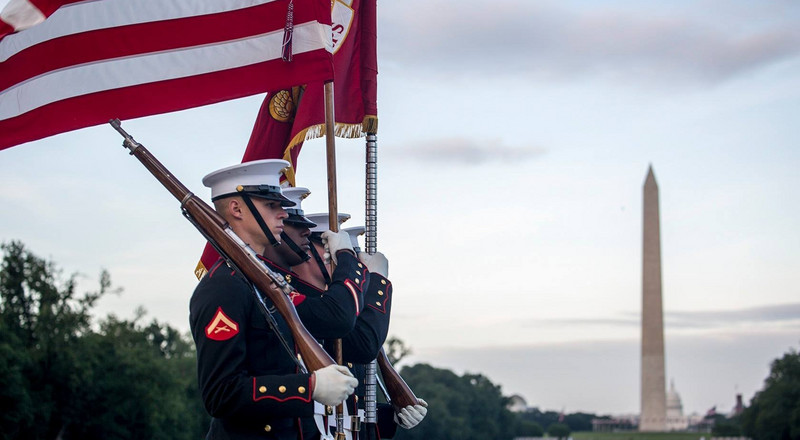 The US Marine Corps turns 244 — check out these awesome photos of the Devil Dogs in action