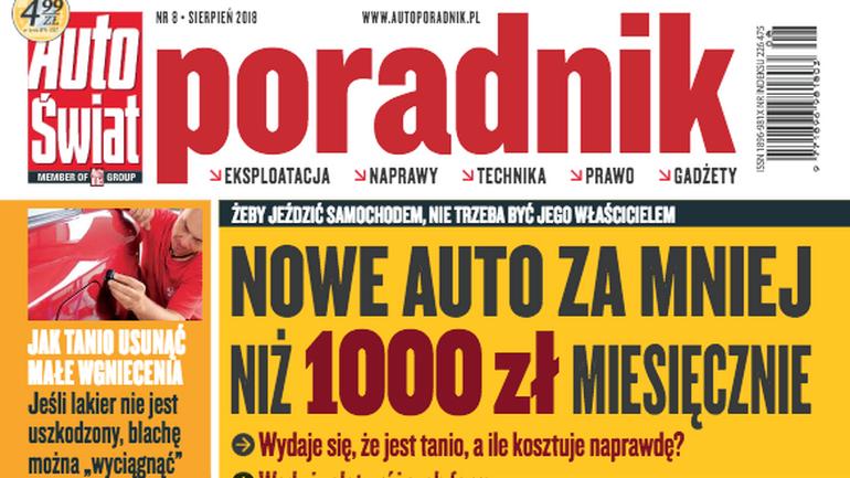 Auto Świat Poradnik 8_2018
