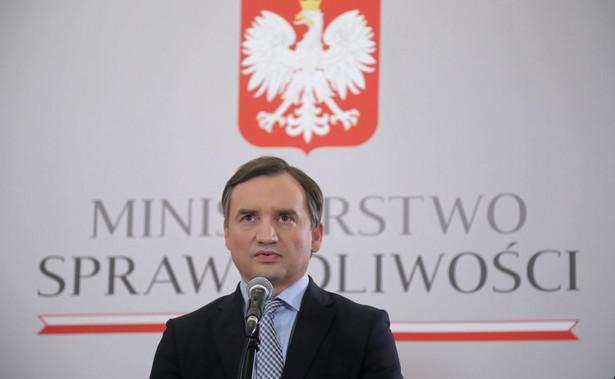 Przestępcy działali w sposób niezwykle zuchwały i butny - mówił Zbigniew Ziobro
