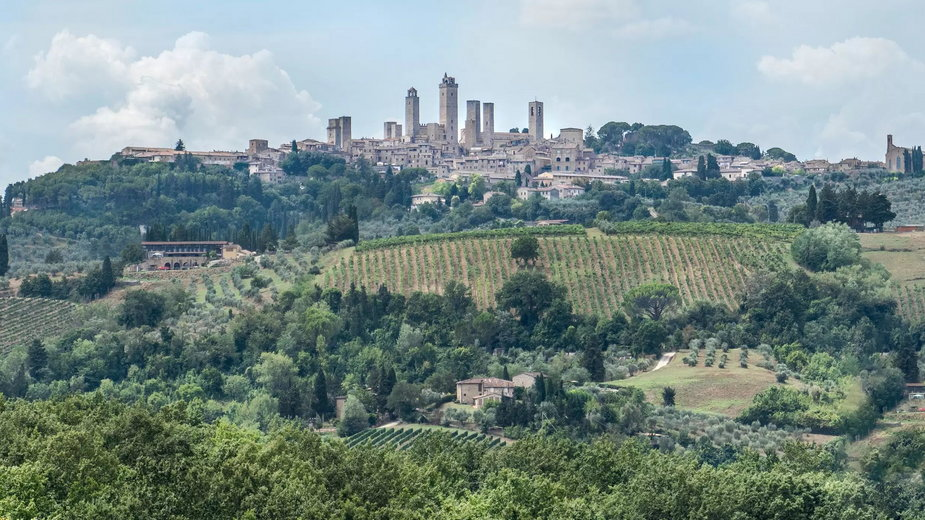San Gimignano co zobaczyć
