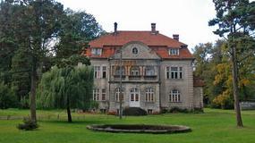 Pałac w Jaszczurowej zabezpieczony przed zalaniem przy napełnianiu zbiornika Świnna Poręba
