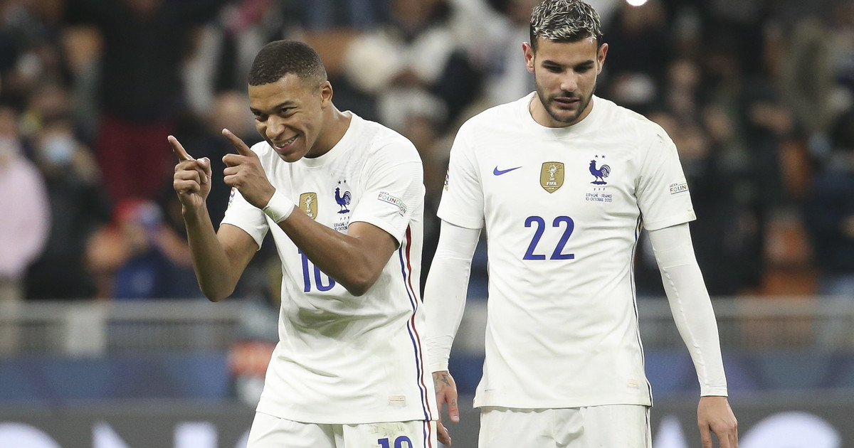 Spain – France.  Storm after Mbappe's decisive goal.  The judge was right.  League of Nations